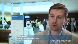 Tech Tour Healthtech Summit 2016 Interview with Walter Masalin, Principal at Nokia Growth Partners