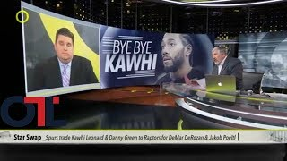 Brian Windhorst: Kawhi trade signals new era for Spurs   Outside the Lines   ESPN