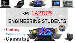 Best Laptop For Programming, Coding, Gamming, Video Editing | Best Laptop for College Students
