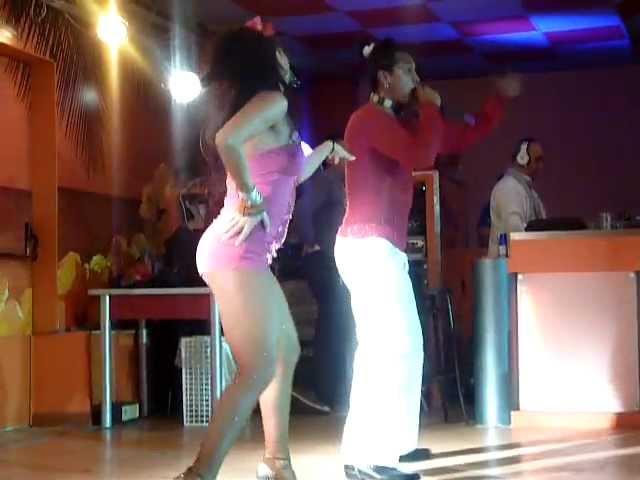 Danza Kuduro : video musica : locale salsa Roma : Caraibe