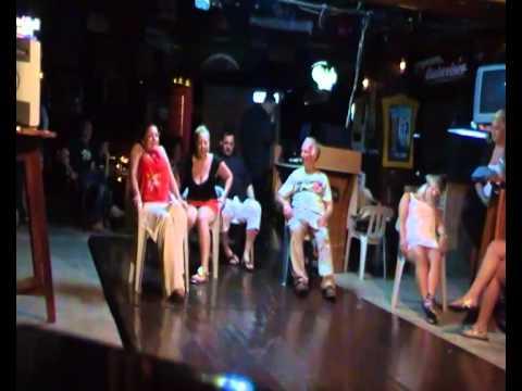 Orgasm, Sexy Vibrating Chair Stage Hypnotist Dean Saunders video
