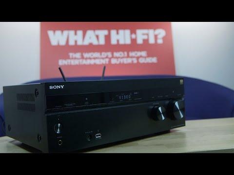 Sony STR-DN860 AV receiver review