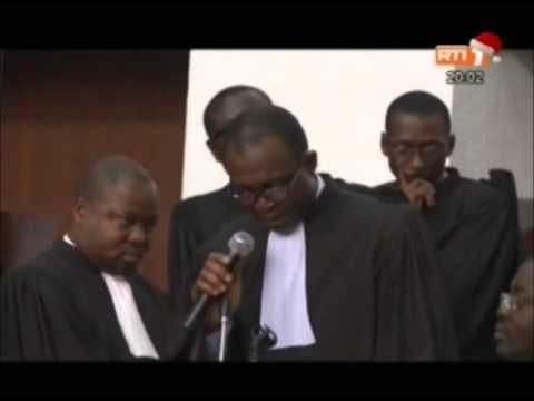 RTI - Procès de l'ex-premiere dame Simone Gbagbo avec 81 co-accusés