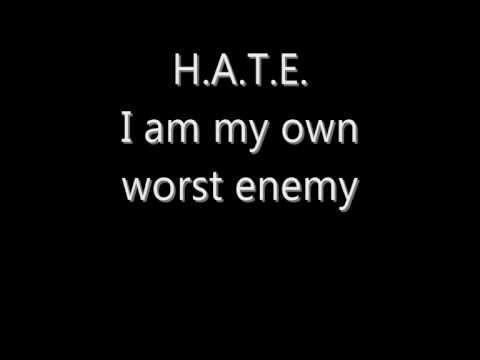 Zeromancer - The Hate Alphabet