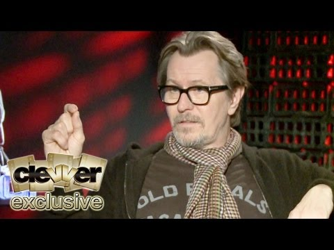 Gary Oldman Talks RoboCop & Dawn of the Planet of the Apes
