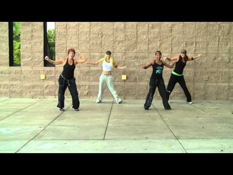 Zumba Vs Hiphop 'pause'- Pitbull video