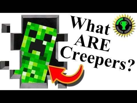 Game Theory: What ARE Minecraft Creepers?!?