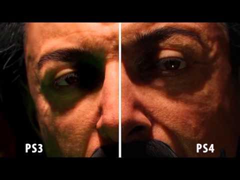 Call of Duty BLACK OPS 3 ¡PS3 vs PS4! Comparativa de Graficos en Cinemáticas
