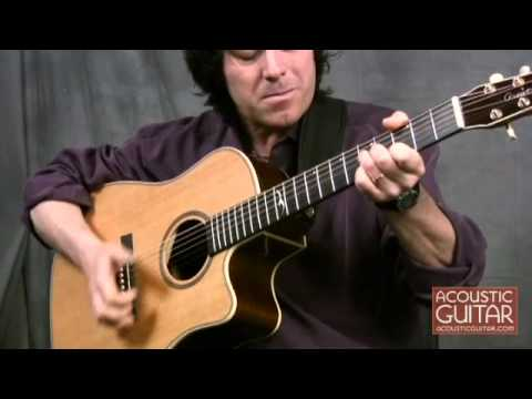 "Peppino D'Agostino Performs ""Nine White Kites"" for Acoustic Guitar"