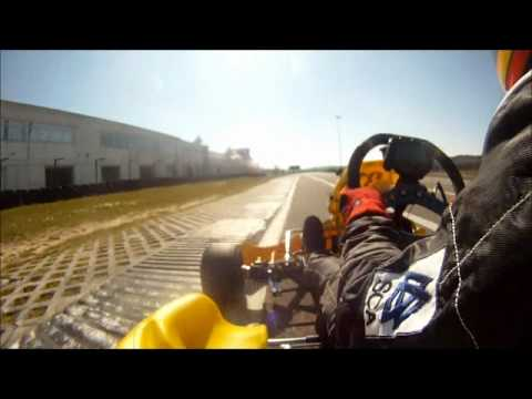 ART Pro Racing - Treino Kartodromo Bombarral (19-02-2012).wmv