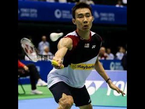 Badminton software | Speedminton | Badminton flooring | Lee Chong Wei vs Tian Hou Wei