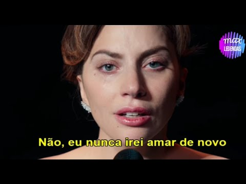 Download Lady Gaga  I39ll Never Love Again Traduo Legendado