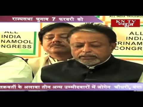 Mukul  Roy  On Mithun's Rajyasabha Nominees
