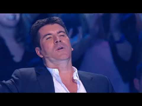 Simon Cowell Singing On X Factor