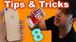 iPhone 8 & 8 Plus Tips & Tricks You Need To Know - How To Use The iPhone 8