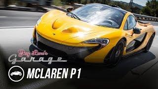 2015 McLaren P1 - Jay Leno's Garage
