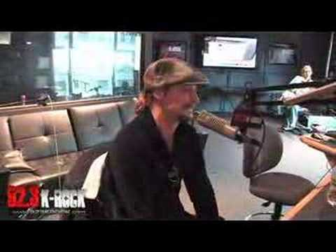 Kid Rock interview with Ian Camfield on nyc's 92.3 K-Rock. www.923krock.com | www.krock2.com.