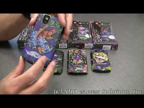 Ed Hardy BlackBerry Cases for BlackBerry Devices Video Overview Video