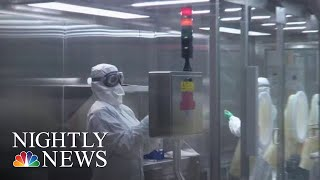 Inside The Lab That Creates The Flu Shot | NBC Nightly News