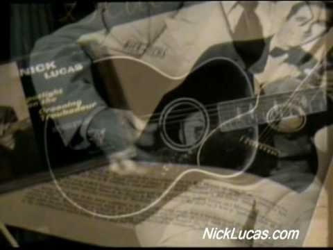 NICK LUCAS - Teasing the Frets (1922)