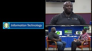 ECCB Connects Season 8 Episode 7 -  How  Information Technology can help grow your Business