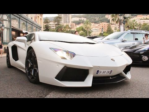 What is The Best Aventador in Monaco?