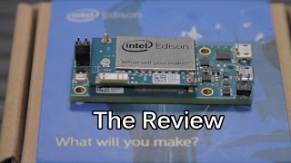 Intel Edison: Dual Core 22nm Atom, 1gb ram, Wifi+Bluetooth 4.0 Unboxing and Overview