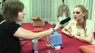 Alexandra Stan Interview Czech Republic