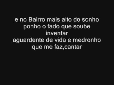 Carlos Do Carmo - Lisboa Menina E Moa