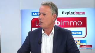 courtier pret immobilier Club Immo Philippe Taboret, directeur général adjoint de Cafpi
