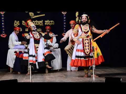 Yakshagana Athikaya Laxmana By Divakar Rai Padya Prasad Balipa 3 video