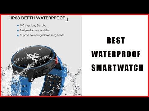 Best Waterproof Smartwatch | Waterproof Smart Watch Android | Waterproof Smartwatch For Iphone