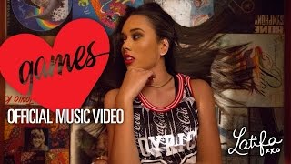 Latifa Tee - Games | Official Music Video