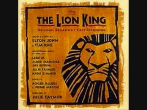 The madness of scar-The Lion King Broadway(lyrics)