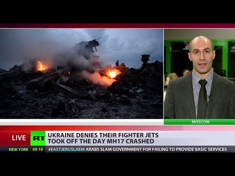 MH17 witness passes lie detector test, Ukraine denies jet in crash area