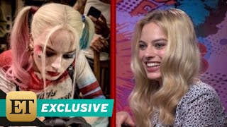 Margot Robbie Dishes on Tattooing Her