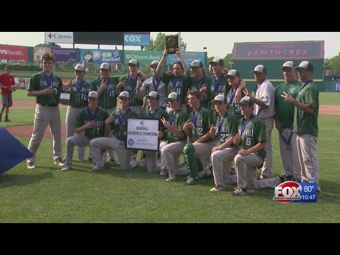 Ponaganset wins back-to-back baseball titles in Division II, 7-1 over Scituate