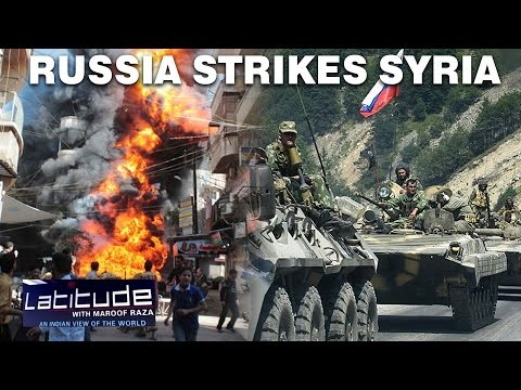 Russia Attacks ISIS or Syria - An Islamic State? : LATITUDE