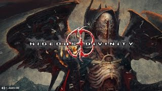 HIDEOUS DIVINITY - Aages Die (audio)
