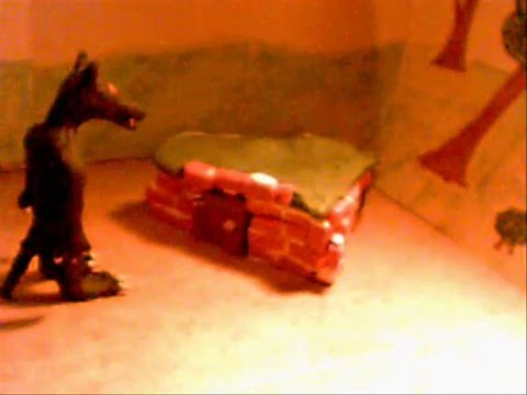 The Three Little Pigs: A Claymation