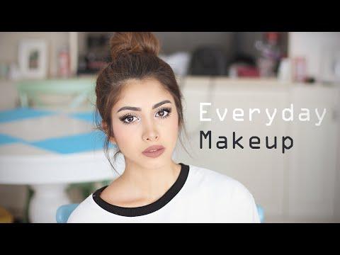 Макияж на каждый день Everyday Makeup