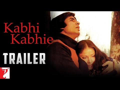 Kabhi Kabhie - Trailer - Amitabh Bachchan | Shashi Kapoor |...