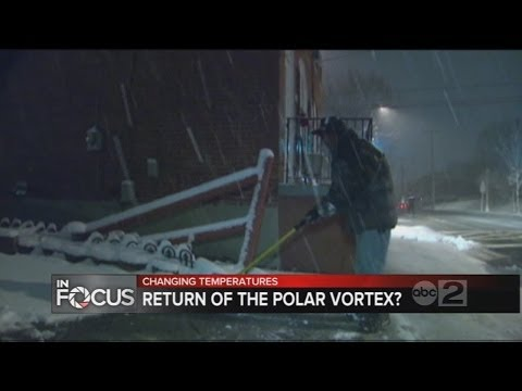Return of the Polar Vortex... In July?