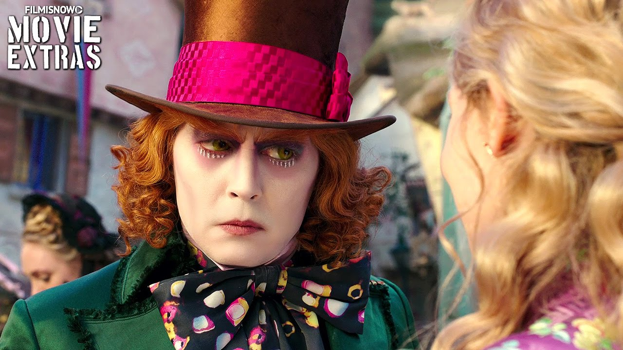 Alice Through the Looking Glass Clip Compilation (2016)