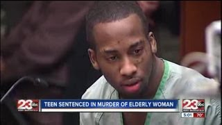 Teen sentenced to life in prison