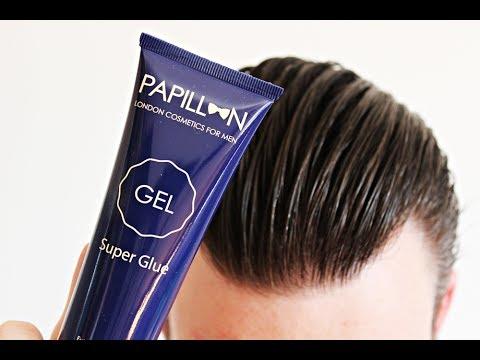 Papillon Gel Super Glue - recenzja żelu do włosów