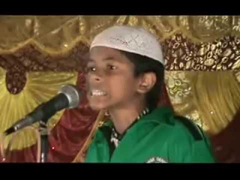 Little Zakir Naik (bangla- 2014)- Tamaddun Shilpi Gosthi video