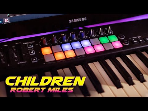 Children - Robert Miles (Remix - Cover) Launchkey Performance
