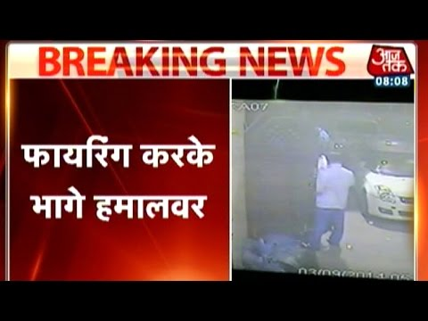 Unidentified gunmen attack Delhi BJP MLA Jitendra Singh Shunty
