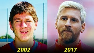 Lionel Messi - Transformation From 1 to 30 Years Old streaming